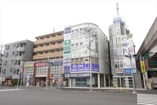 建物の外観